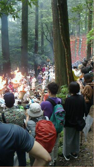 那智の火祭り