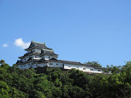 和歌山城に天女舞い降りる!?