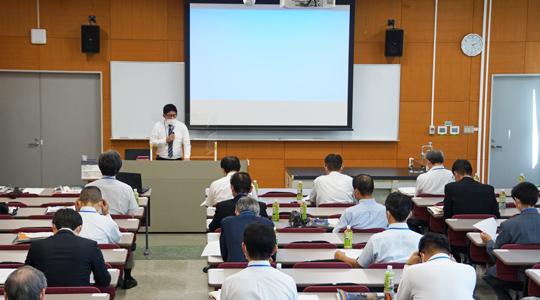 和歌山化成品工業協同組合と和歌山大学の交流会に参加しました